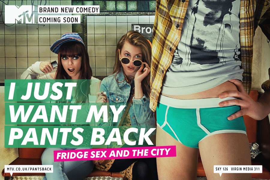MTV – Pants Back